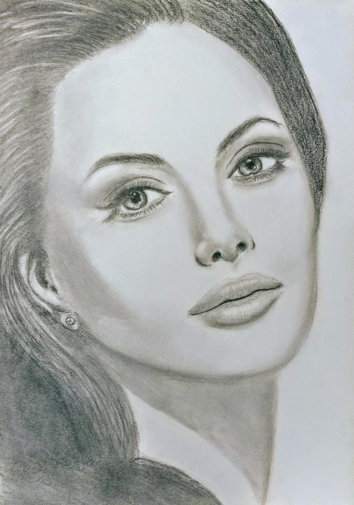Angelina Jolie by paulb